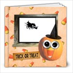 Trick or Treat 20 pg - 8x8 Photo Book (20 pages)