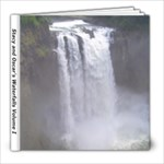 Waterfall Album - 8x8 Photo Book (30 pages)