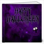 Halloween 12x12 Photo book - 12x12 Photo Book (20 pages)