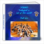 volleyball - 8x8 Photo Book (20 pages)