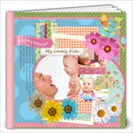 Flower kids  - 12x12 Photo Book (20 pages)
