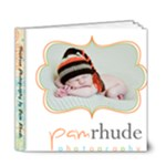 Newborn Final - 6x6 Deluxe Photo Book (20 pages)