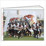 cameron football book - 7x5 Photo Book (20 pages)
