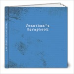 Jonathan - 8x8 Photo Book (39 pages)