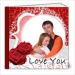 love - 8x8 Photo Book (20 pages)