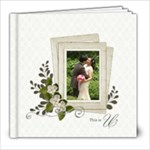 8x8 (39 pages) : This Us- Wedding - 8x8 Photo Book (39 pages)
