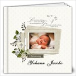12 x12 (20 pages) : Baptism/Christening/Dedication - 12x12 Photo Book (20 pages)