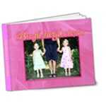 pinkaliciousbook 1 - 7x5 Deluxe Photo Book (20 pages)