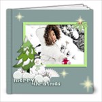 8x8 20 pgs - Winter/Christmas - 8x8 Photo Book (20 pages)