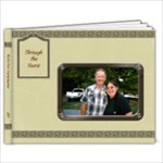 Mathis-Trent Family Reunion 2011 - 11 x 8.5 Photo Book(20 pages)