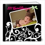 22cutedesigns2011 - 8x8 Photo Book (20 pages)