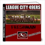 LC 49ers Freshman Book - 8x8 Photo Book (20 pages)