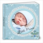 Little Prince 8x8 30 Page Photo book - 8x8 Photo Book (30 pages)