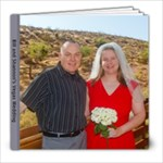 vegas wedding,bill - 8x8 Photo Book (20 pages)