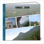 india - 8x8 Photo Book (20 pages)