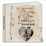 GriffinFamily2 - 8x8 Photo Book (20 pages)