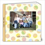 holiday photo book - 8x8 Photo Book (20 pages)