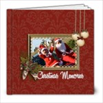 8x8 (39 pages): Christmas Memories - 8x8 Photo Book (39 pages)