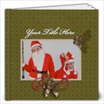12x12: Christmas in Our Hearts - 12x12 Photo Book (20 pages)