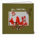 8x8 (39 pages): Christmas in Our Hearts - 8x8 Photo Book (39 pages)