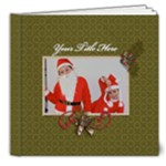 8x8 DELUXE: Christmas in Our Hearts - 8x8 Deluxe Photo Book (20 pages)
