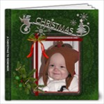 A Christmas To Remember 60 Page 12x12 Photo Book - 12x12 Photo Book (20 pages)