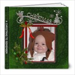 A Christmas To Remember 20 Page 8X8 Photo Book - 8x8 Photo Book (20 pages)