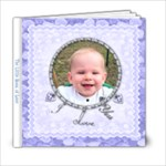 A Little Book of Love in Blue - 6x6 Photo Book (20 pages)