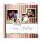 christma - 6x6 Photo Book (20 pages)