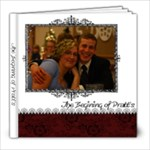 The Begining of Pratts - 8x8 Photo Book (20 pages)