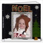 Christmas Memories 60 Page 12x12 Photo Book - 12x12 Photo Book (20 pages)