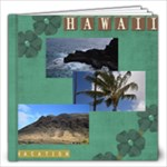 Hawaii 2011 - 12x12 Photo Book (20 pages)