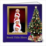 O Christmas Tree 8x8 Book (60 Pages) - 8x8 Photo Book (60 pages)