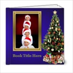 O Christmas Tree 6x6 Book (20 Pages) - 6x6 Photo Book (20 pages)
