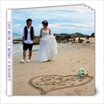 wedding1 - 8x8 Photo Book (20 pages)