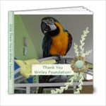GFAS Thank-You to Winley - 6x6 Photo Book (20 pages)