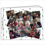 West Christmas 2011 - 9x7 Photo Book (20 pages)