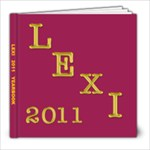 LEXI 2011 - 8x8 Photo Book (20 pages)