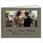 KTG wedding - 7x5 Photo Book (20 pages)