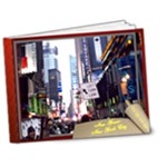 Brandon NYC 2010 - 7x5 Deluxe Photo Book (20 pages)