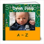 Dylan A~Z - 8x8 Photo Book (30 pages)