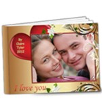 Valentine 9x7  Deluxe Book (20 pages) - 9x7 Deluxe Photo Book (20 pages)
