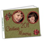christmas - 7x5 Deluxe Photo Book (20 pages)