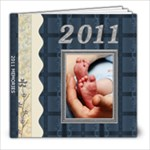 2011 Memories 8x8 Photo Book (30 Pages)