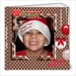 Christmas 2011 - 8x8 Photo Book (30 pages)