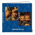 Christmas 2011 - 8x8 Photo Book (20 pages)
