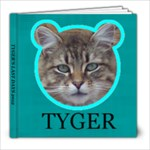 TYGER - 8x8 Photo Book (20 pages)