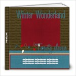Traditional Christmas 8x8 Photo Book - 8x8 Photo Book (20 pages)