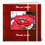 WEDDING2 - 8x8 Photo Book (20 pages)