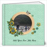 12x12 (40 pages) : Cherished Moments - 12x12 Photo Book (20 pages)